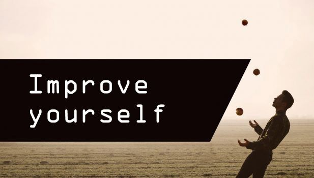 How To Improve Your Life In 3 Simple Steps