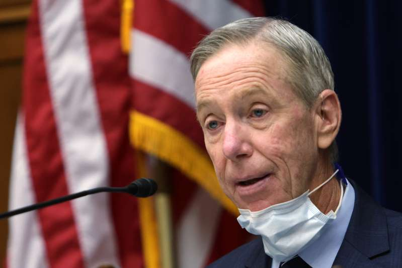 Vaccinated Congressman Tests Positive For COVID