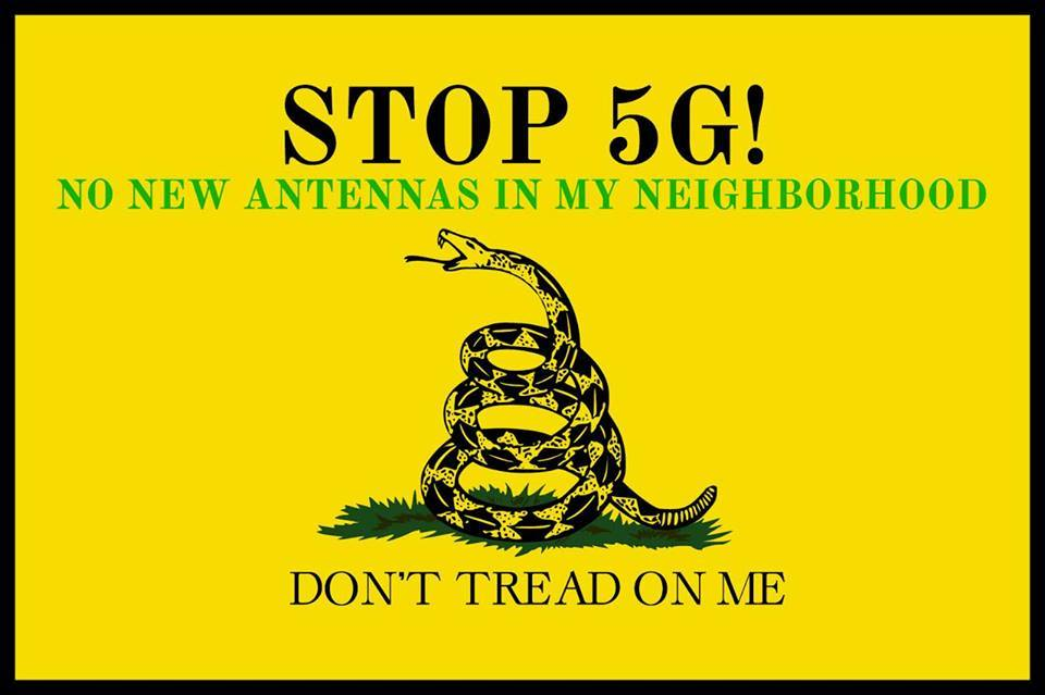 A doubt about 5G safety