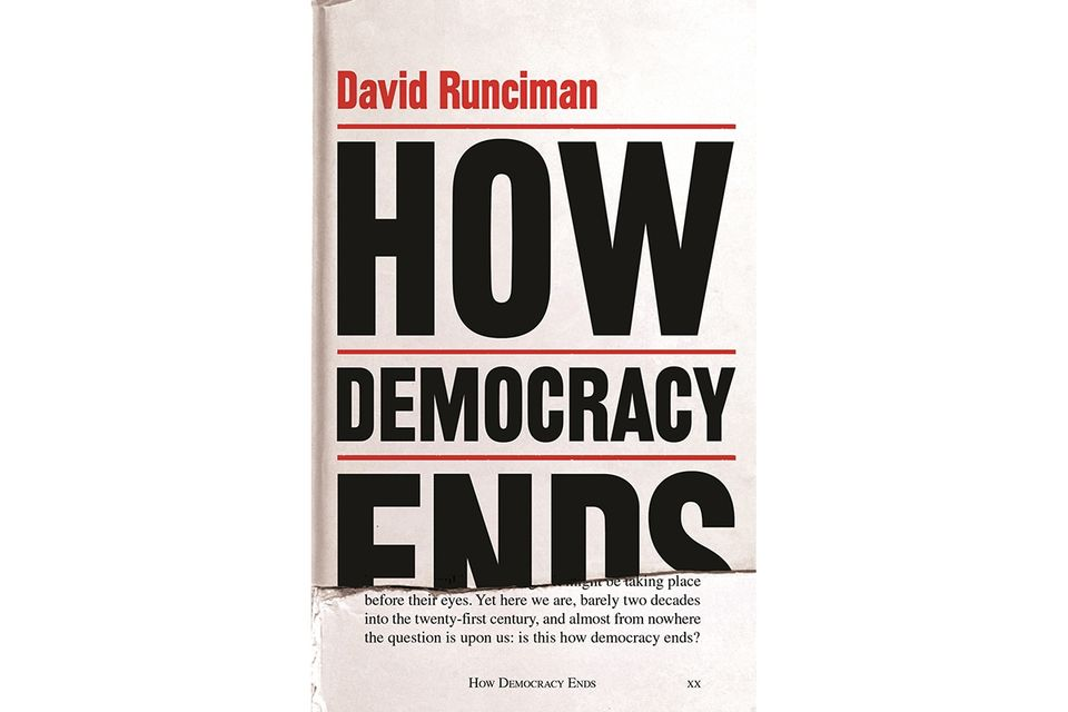 The death of democracy and birth of an unknown beast