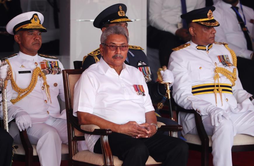 Sri Lanka: Security Agencies Shutting Down Civic Space