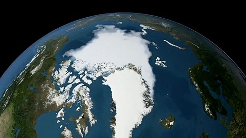 New research shows an iceless Greenland may be in our future