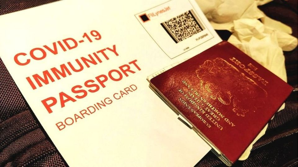 Global Vaccine Passport Could Be Required for Travel