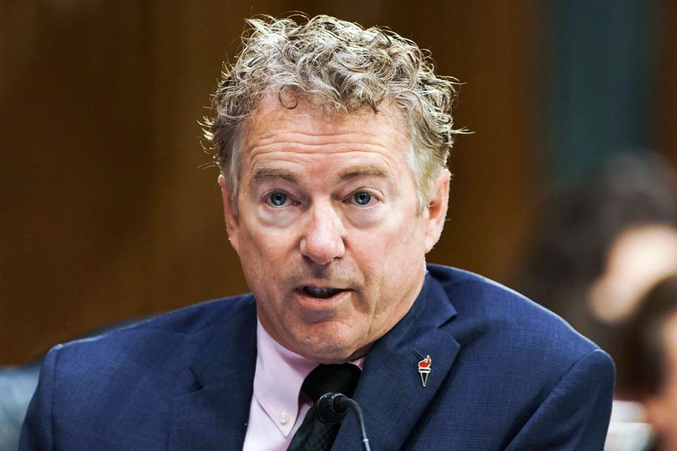 Rand Paul Questions US Government's Denial Of Natural Immunity Against COVID
